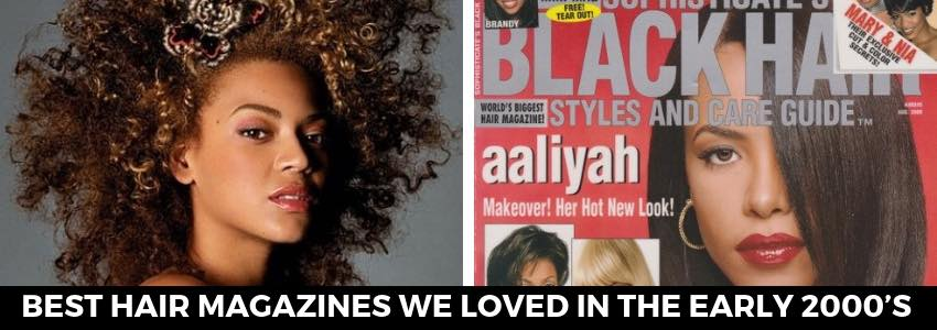 Best Hair Magazines We Loved in The Early 2000's