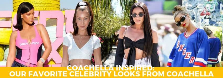 Coachella Inspired: Our Favorite Celebrity Looks from Coachella