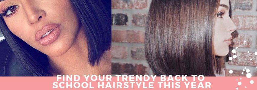 Find Your Trendy Back to School Hairstyle This Year
