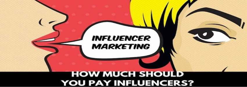 Cut A Check: How Much Is Too Much To Pay An Influencer?