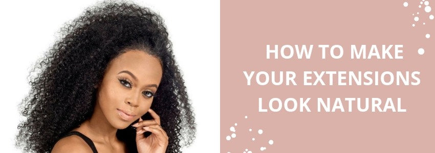 Blending Your Leave Out: How to Make Your Extensions Look Natural