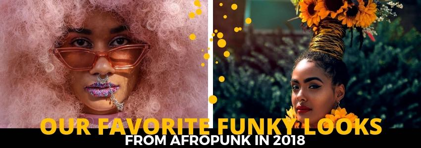 Our Favorite Funky Looks from Afropunk in 2018