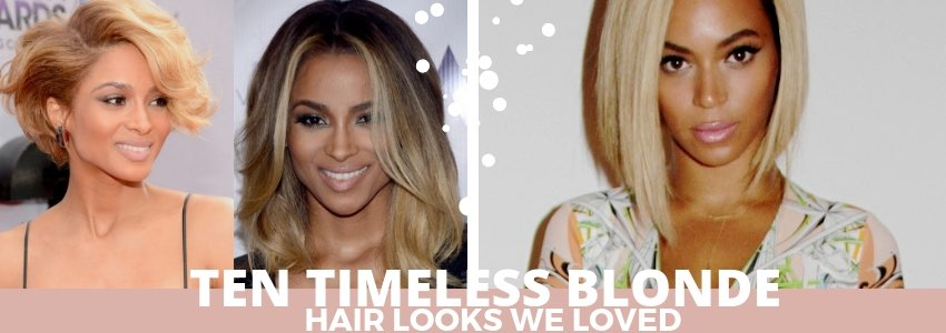 Ten Timeless Blonde Hair Looks We Loved