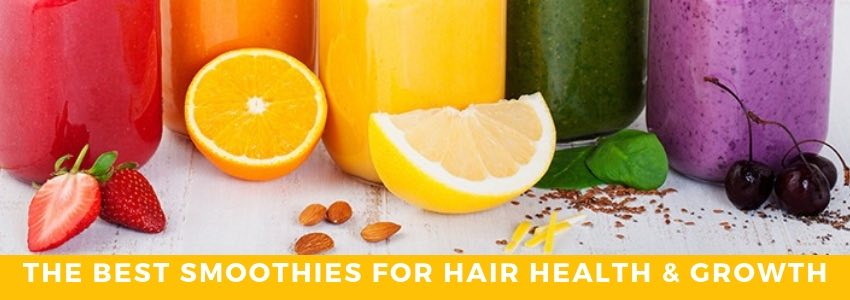 The Best Smoothies for Hair Health & Growth