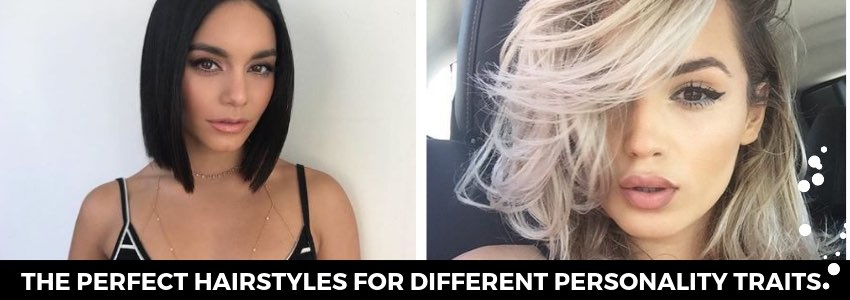 The Perfect Hairstyles for Different Personality Traits