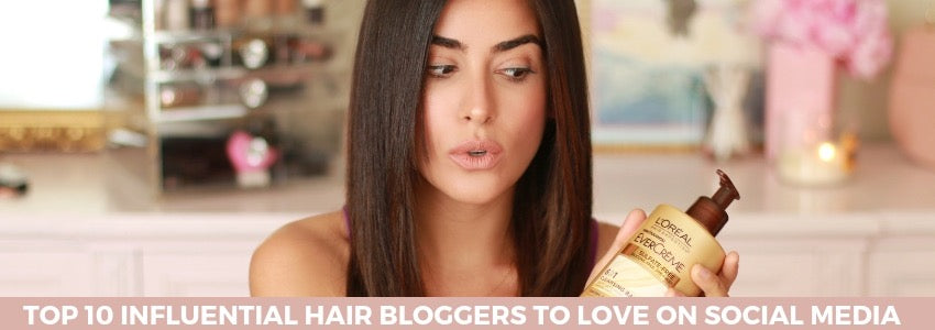 Top 10 Influential Hair Bloggers To Love On Social Media