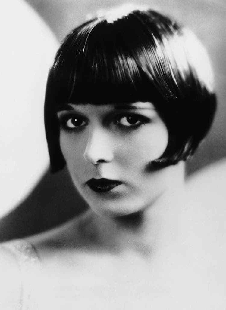 1920s bob hairstyle