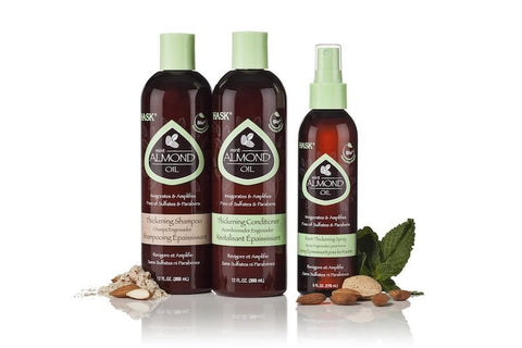 Hask Almond Oil