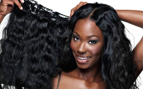 Middle Part Closure Type