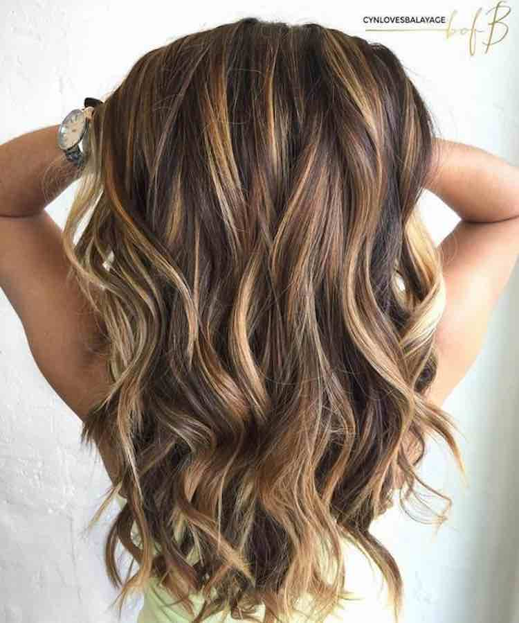 Highlights Hair