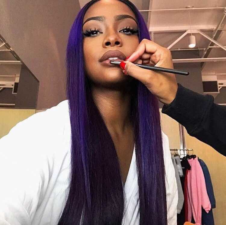 justine-skye-straight-hair