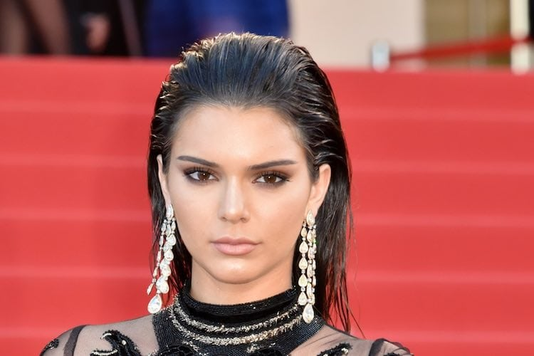 kendall-jenner-slick-back-sleek-hair