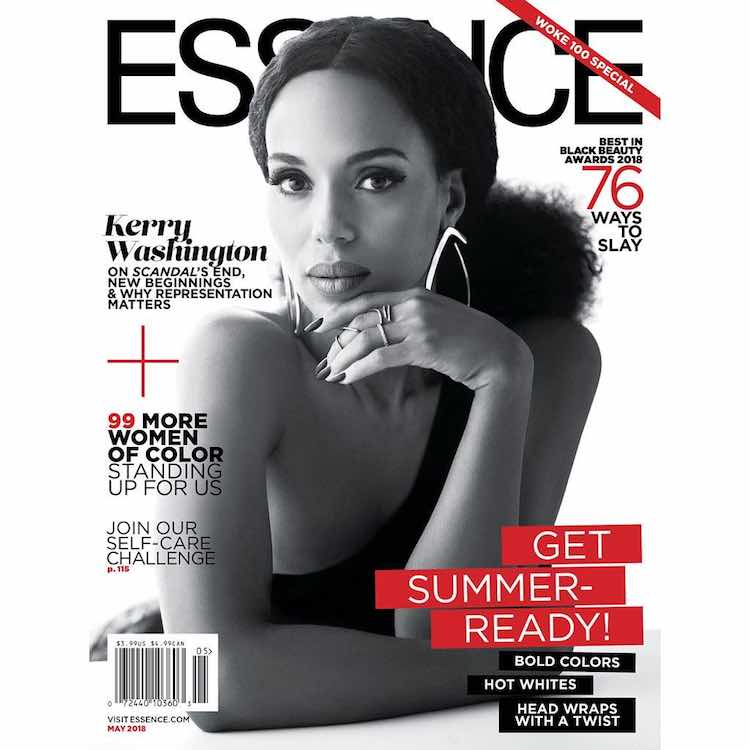 Kerry washington essence magazine