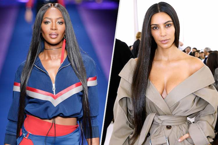 naomi-campbell-kim-kardashian-long-hair