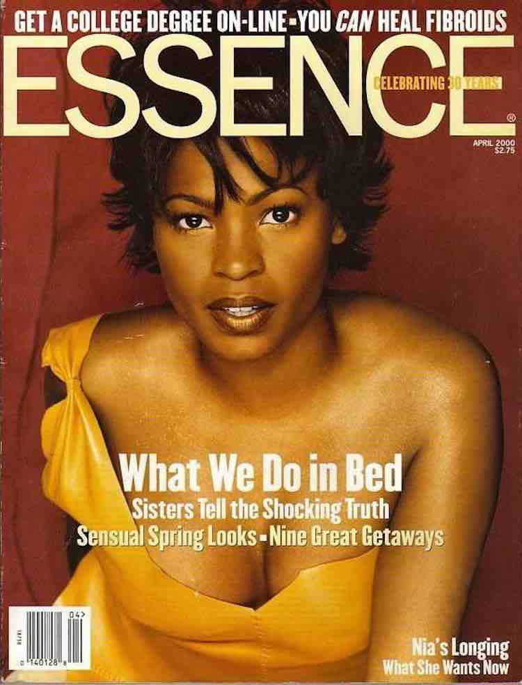 Nia long essence magazine