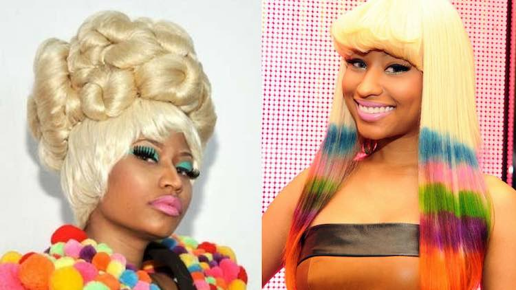 Nicki minaj switch up