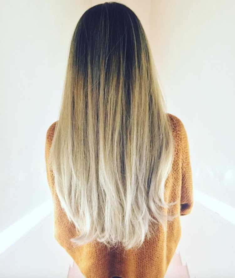 Natural hair color