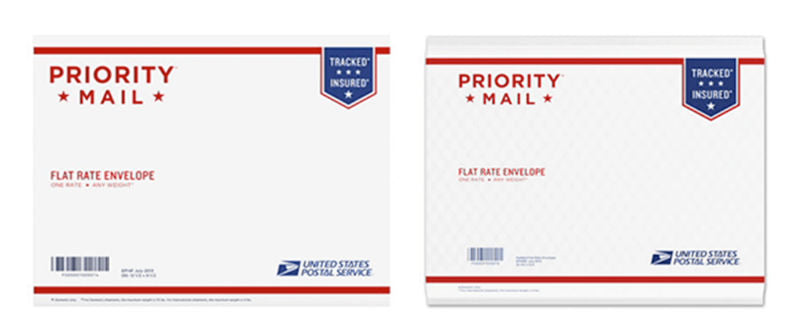Priority Mail Envelopes