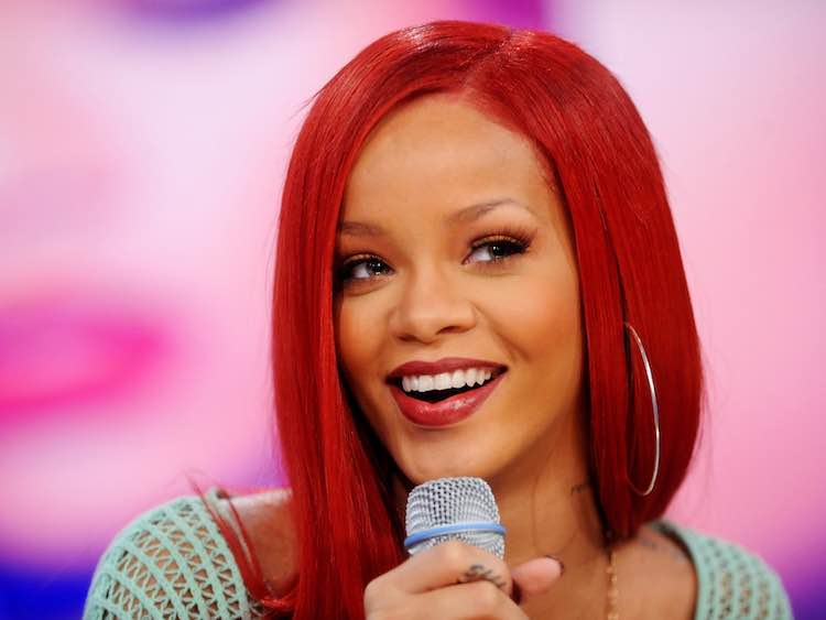Riri Red Hair 2