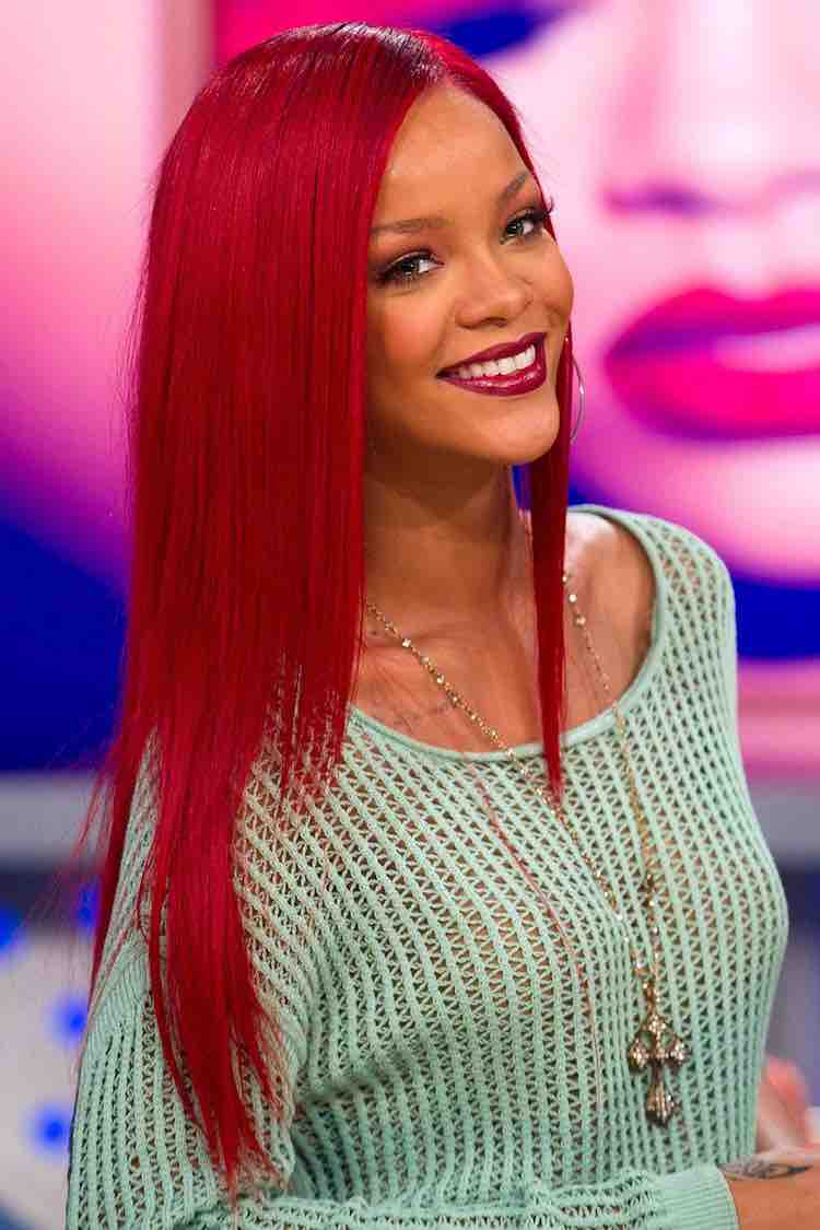 Riri Red HAir