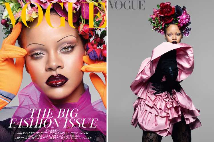 Rihanna vogue magazine