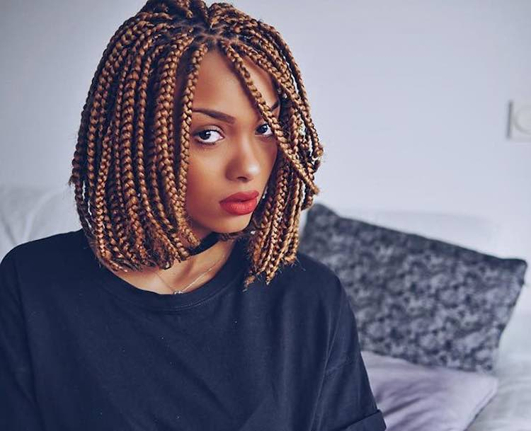 short-box-braids