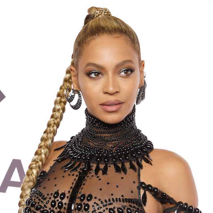 trendy-beyonce-braided-ponytail-hairstyles