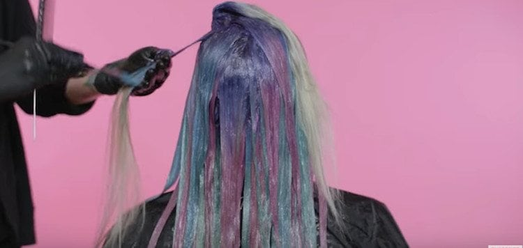 Unicorn Hair Dye
