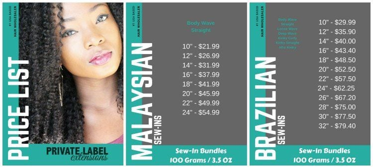 virgin-hair-price-list