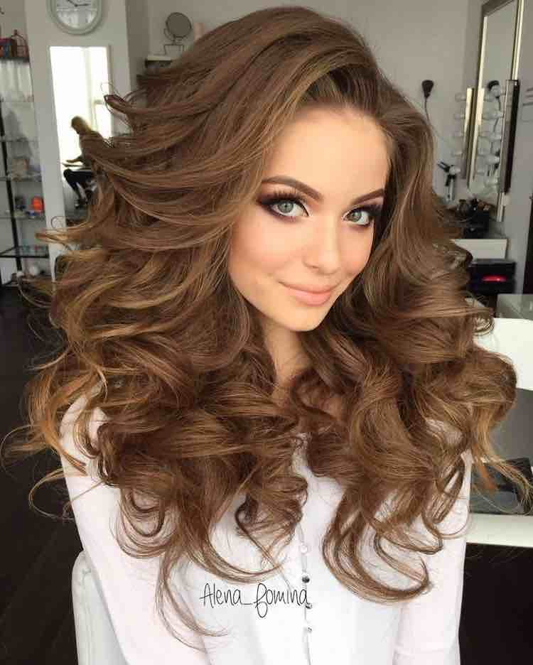 voluminous-curls