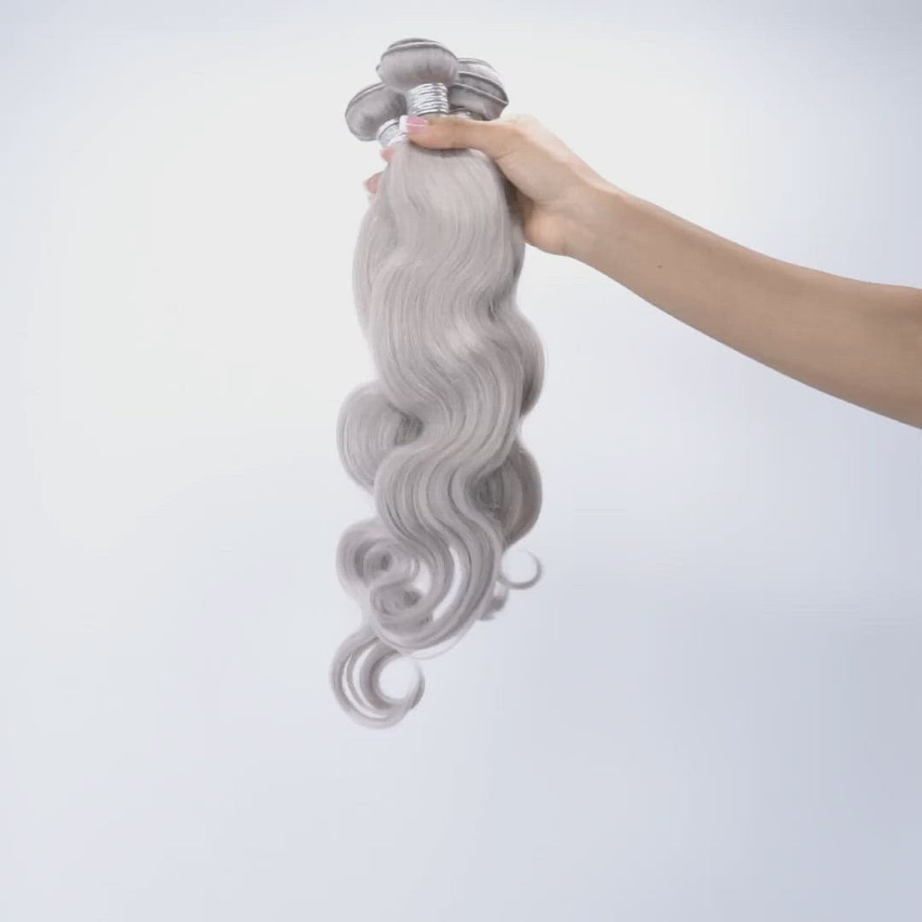 Gray body wave bundles video