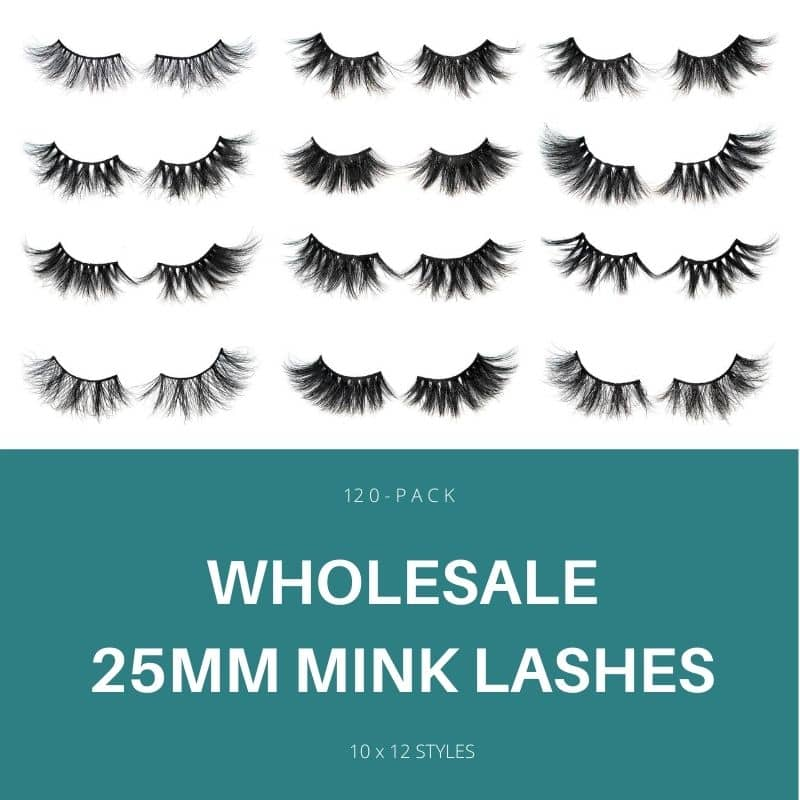25MM Wholesale Package Deal