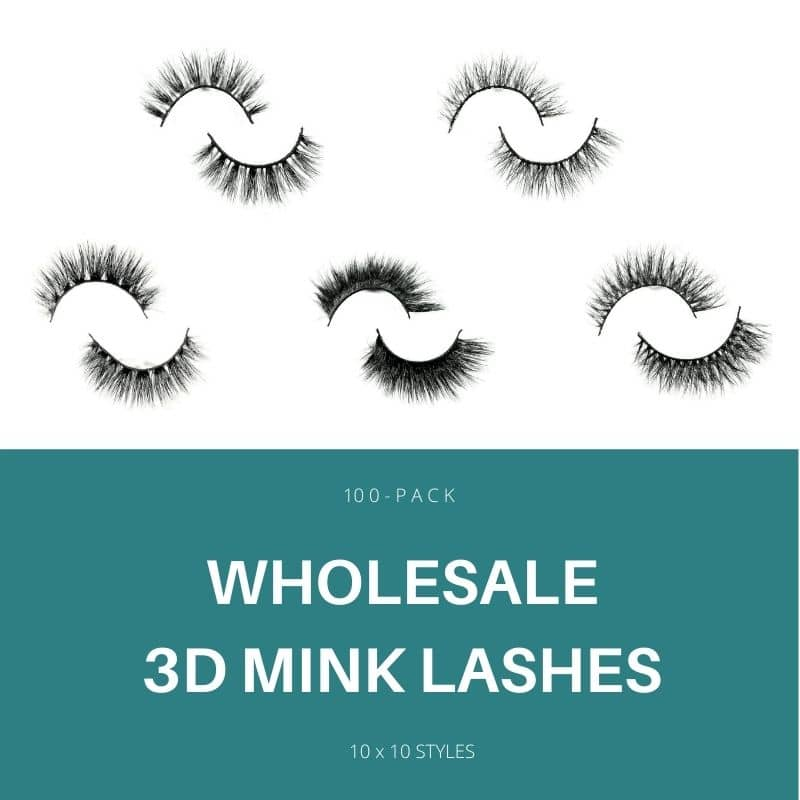 3D Mink wholesale Package Deal