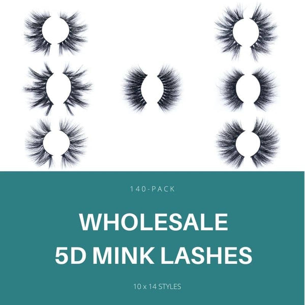 5D Mink Lash Package Deal