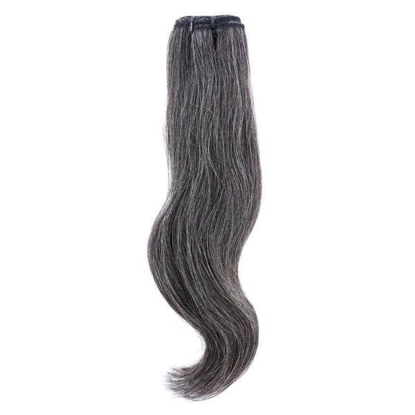 Vietnamese Natural Gray Hair