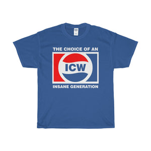 ICW 'Insane Generation' Unisex Heavy Cotton Tee