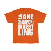 "ICW ""In-Sane"" Unisex Heavy Cotton Tee"