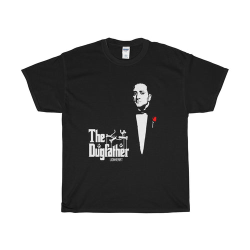 Lionheart 'The Dugfather' Unisex Heavy Cotton Tee