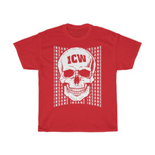 "ICW ""Insane Skull"" Unisex Heavy Cotton Tee"