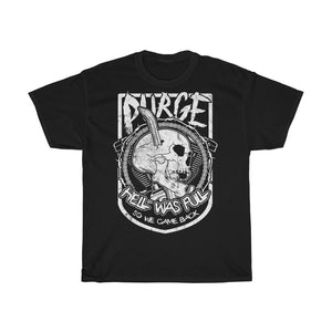 "The Purge ""Hell Was Full"" Unisex Heavy Cotton Tee"