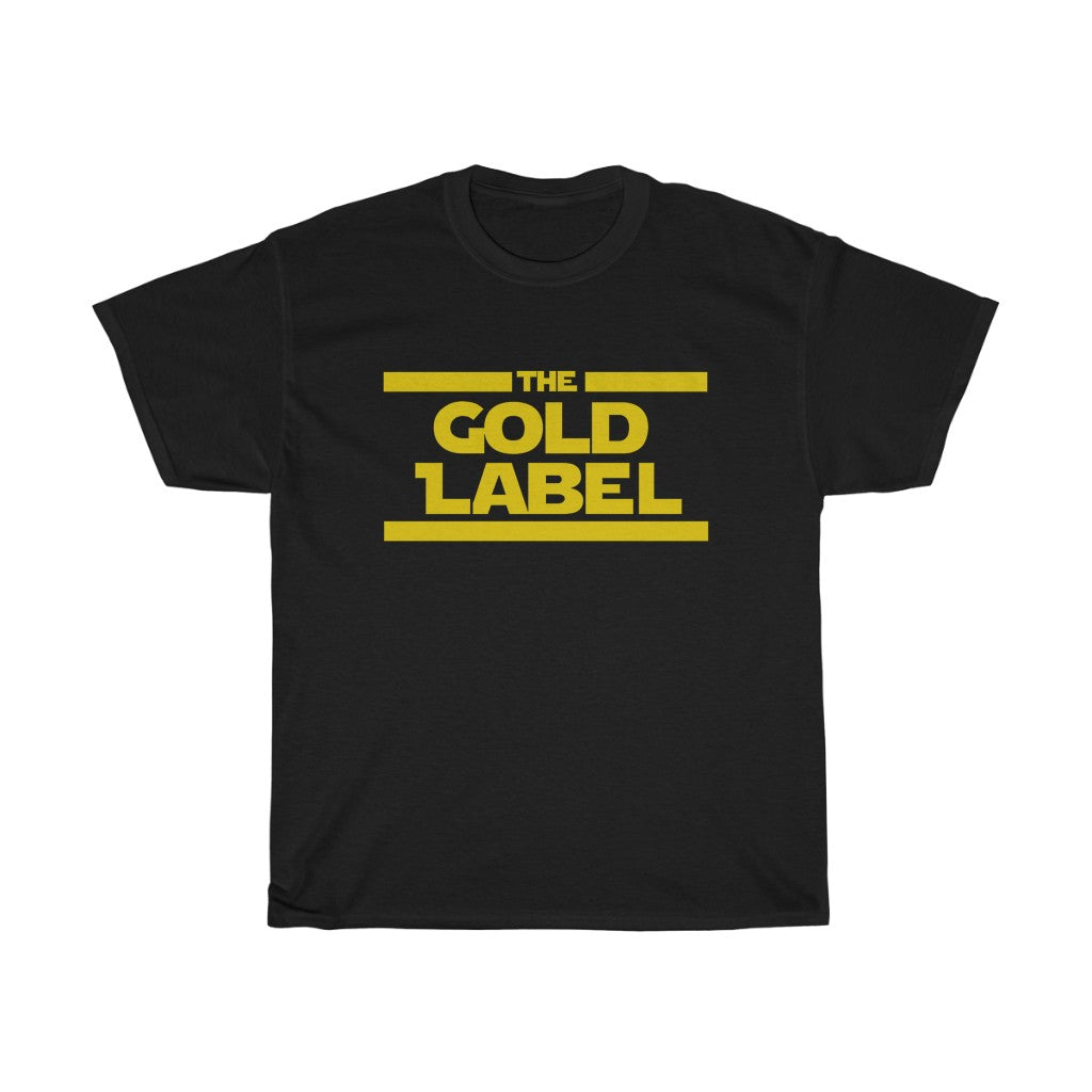 The Gold Label Unisex Heavy Cotton Tee