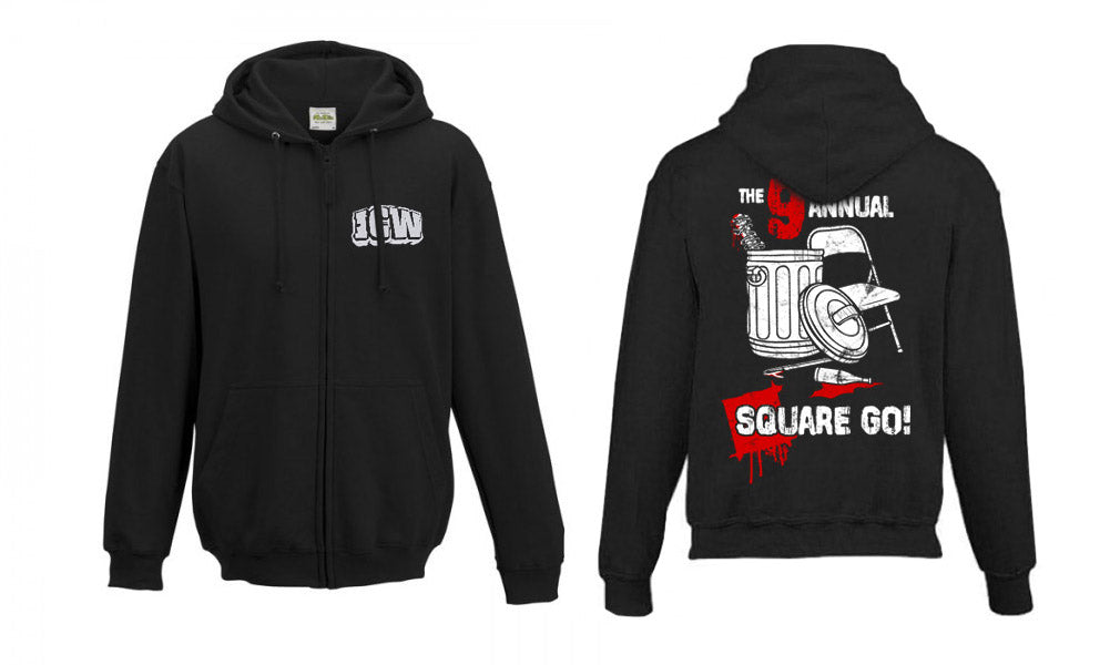 Square Go 9 limited edition Hoodie!!
