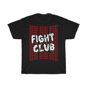 "ICW ""Insane Fight Club - Red"" Unisex Heavy Cotton Tee"