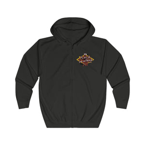 ICW 'Fear & Loathing XII' Unisex Full Zip Hoodie