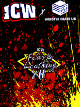 LIMITED ICW Fear & Loathing Badge