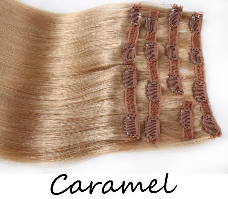 Catwalk 8 Piece 100 120g Clip In Sets The Hair Extension Shop Adelaide