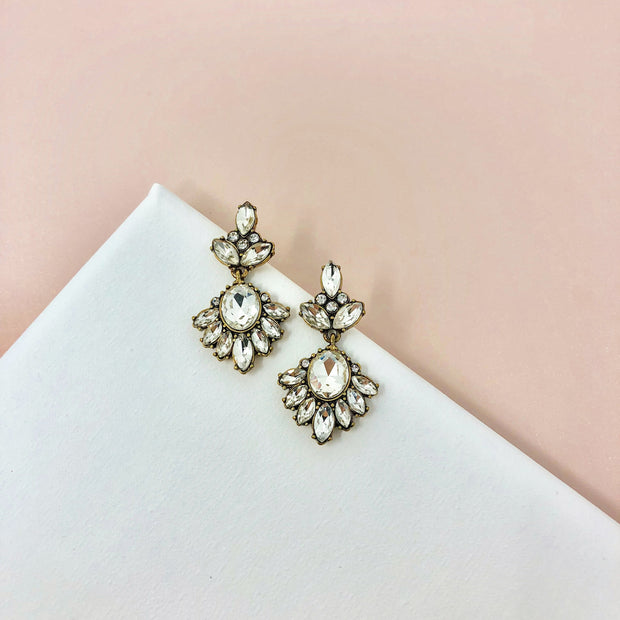 Joonie Chandelier Studs-jewelry-Astor Chic