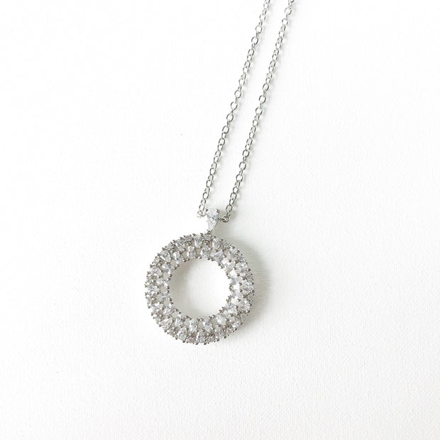 Alexa Pendant Necklace