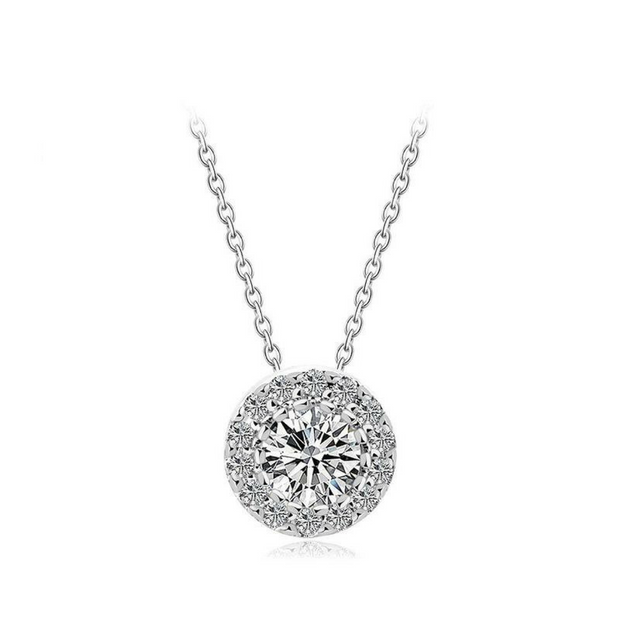 Alison Pendant Necklace-wedding-Astor Chic