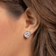 Camille Oval Studs-wedding-Astor Chic
